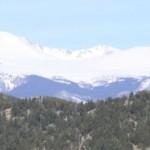 Evergreen and Foothills Winter Activities