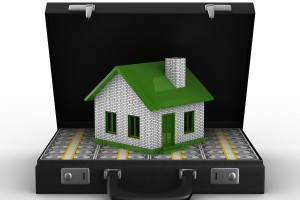 Real estate agents and market news