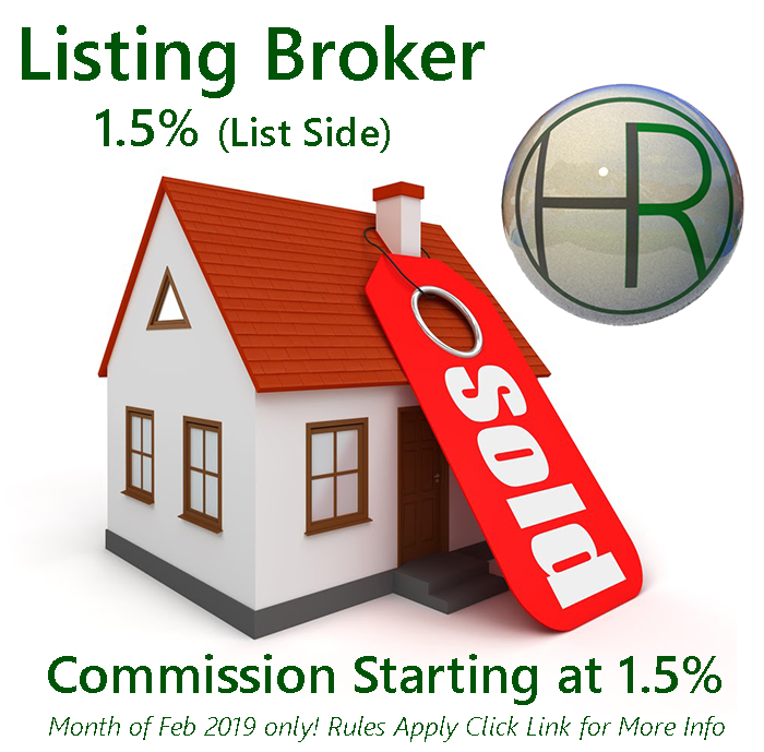 Discount Real Estate Listing Agents