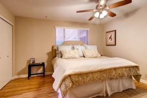 730 Oneida St Denver CO 80220 Master Bedroom
