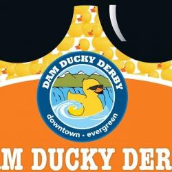 DAM Ducky Derby Evergreen