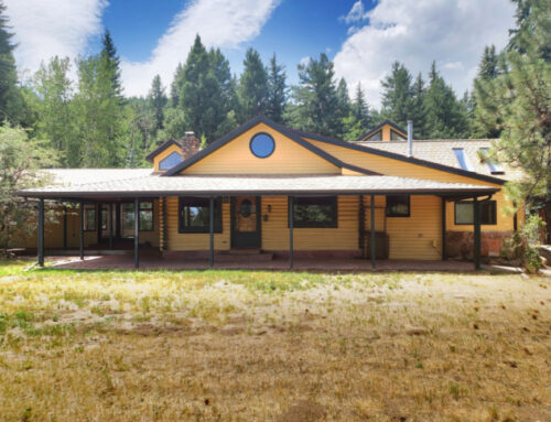 Off Grid Living in the Colorado – Buying Off Grid Homes in The Denver Foothills