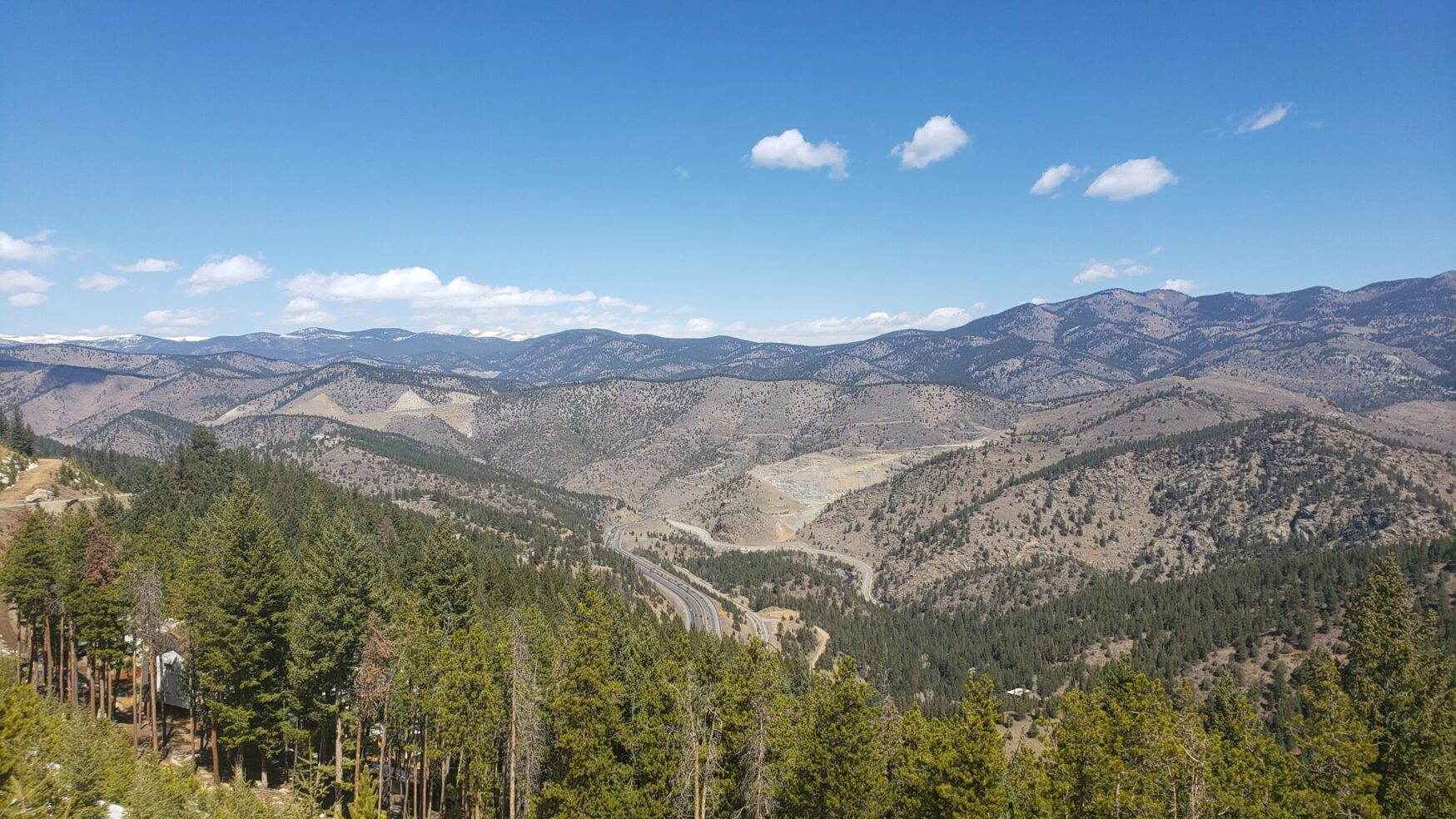 Evergreen, CO Home for Sale With Mountain View